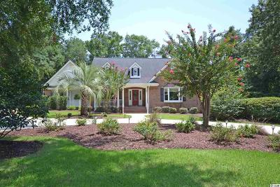 Pawleys Island Single Family Home For Sale: 42 Warnock Way