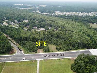 Murrells Inlet Residential Lots & Land For Sale: Tbd Highway 707