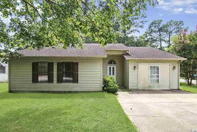 Conway Single Family Home For Sale: 184 Quail Run Rd.