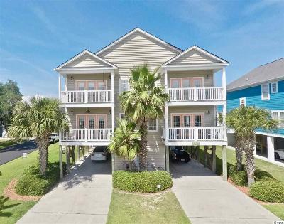 Garden City Beach Single Family Home For Sale: 146-A Seabreeze Dr.