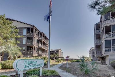 Horry County Condo/Townhouse For Sale: 108 N Ocean Blvd. #303