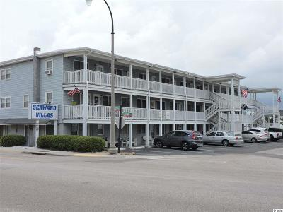 North Myrtle Beach Condo/Townhouse For Sale: 2607 N Ocean Blvd. #35