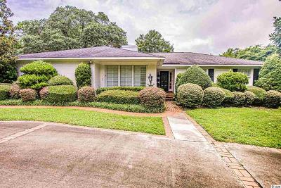 Myrtle Beach Single Family Home Active Under Contract: 302 Club Dr.