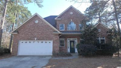Myrtle Beach Single Family Home For Sale: 2154 N Berwick Dr.