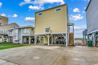 North Myrtle Beach Single Family Home For Sale: 311 N 42nd Ave. N