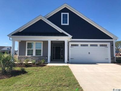 Little River Single Family Home Active Under Contract: 301 Switchgrass Loop