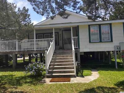 Pawleys Island Single Family Home For Sale: 227 Atlantic Ave.