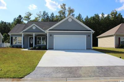 Conway Single Family Home For Sale: 353 Basswood Ct.