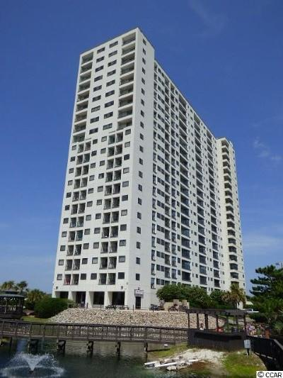 Myrtle Beach Condo/Townhouse For Sale: 5905 S Kings Highway #1513-C