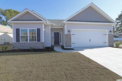 Surfside Beach Single Family Home For Sale: 337 Rycola Circle