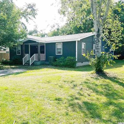 Surfside Beach Single Family Home For Sale: 1020 South Hollywood Dr.