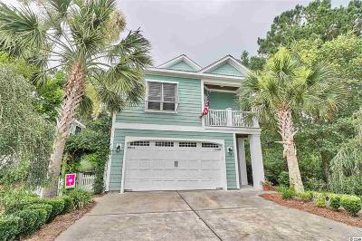 Pawleys Island Single Family Home Active Under Contract: 16 Big Oak Pl.
