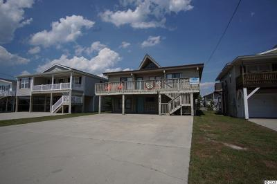 North Myrtle Beach Single Family Home For Sale: 308 53rd Ave. N