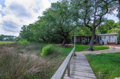 Pawleys Island Single Family Home For Sale: 30 Furman Ln.