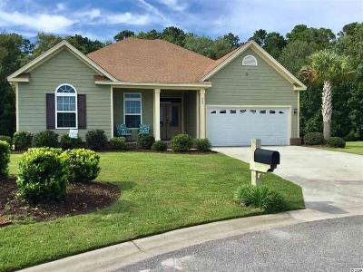 Myrtle Beach Single Family Home For Sale: 605 Apostle Ct.