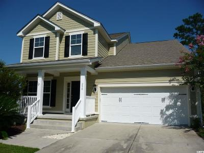 Murrells Inlet Single Family Home For Sale: 230 Simplicity Dr.