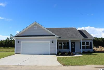 Conway Single Family Home For Sale: Tbd9 Oak Grove Rd.