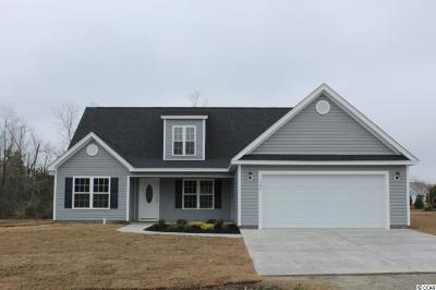 Conway Single Family Home For Sale: Tbd10 Oak Grove Rd.