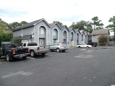 Myrtle Beach Condo/Townhouse For Sale: 506 62nd Ave. N #3