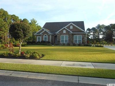 Conway Single Family Home For Sale: 1016 Spoonbill Dr.