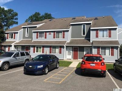 Surfside Beach Condo/Townhouse For Sale: 1851 Colony Dr. #4G