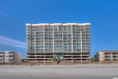 North Myrtle Beach Condo/Townhouse For Sale: 1003 S Ocean Blvd. #504
