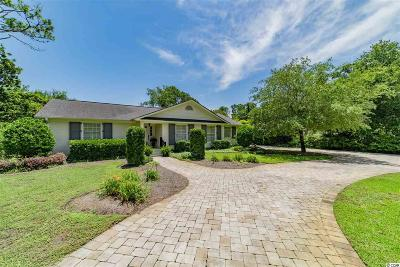 Myrtle Beach Single Family Home Active Under Contract: 5710 Country Club Dr.