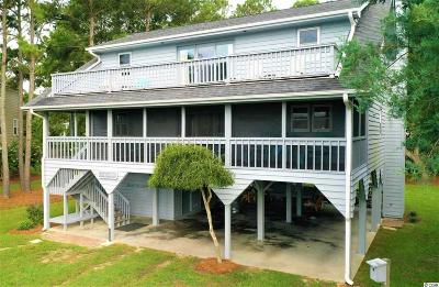 Pawleys Island Single Family Home Active Under Contract: 26 Barefoot Loop
