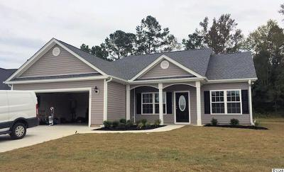 Conway Single Family Home Active Under Contract: 169 Barons Bluff Dr.