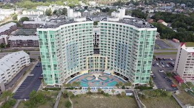 North Myrtle Beach Condo/Townhouse For Sale: 300 N Ocean Blvd. #1212