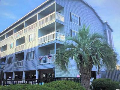 Garden City Beach Condo/Townhouse For Sale: 1509 N Waccamaw Dr. #217
