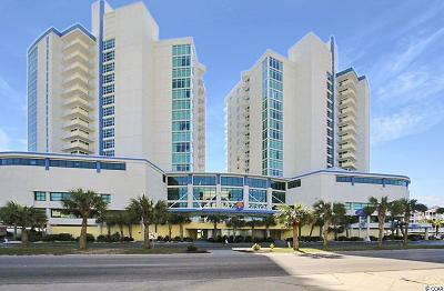 North Myrtle Beach Condo/Townhouse For Sale: 300 N Ocean Blvd. #1213