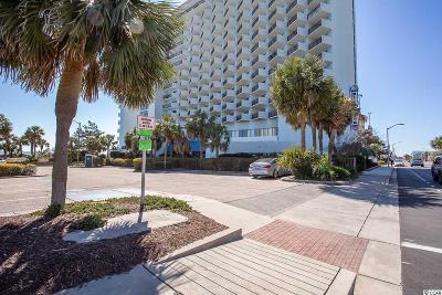Myrtle Beach Condo/Townhouse For Sale: 2001 Ocean Blvd. S #813