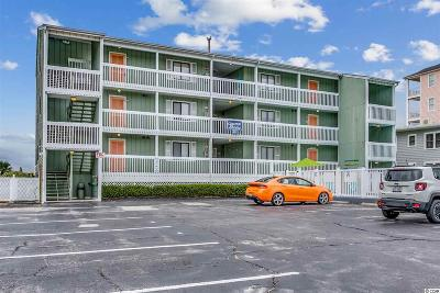 North Myrtle Beach Condo/Townhouse For Sale: 807 S Ocean Blvd. #B-3