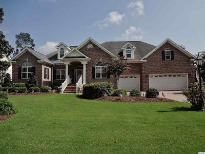 Calabash Single Family Home For Sale: 554 NW Blakely Ct.