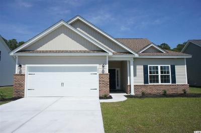 Surfside Beach Single Family Home For Sale: 345 Rycola Circle