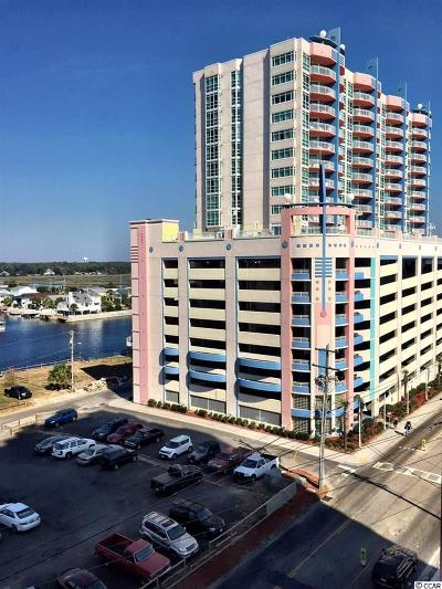 North Myrtle Beach Condo/Townhouse For Sale: 3601 N Ocean Blvd. #1034