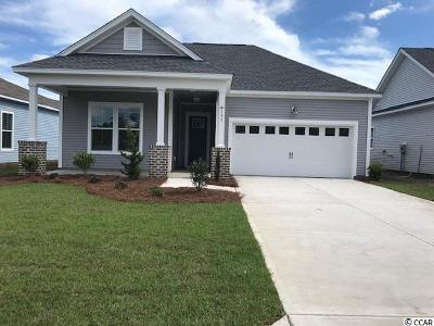 Myrtle Beach Single Family Home Active Under Contract: 6153 Chadderton Circle