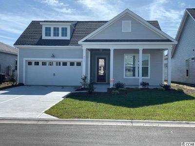 Myrtle Beach Single Family Home Active Under Contract: 6157 Chadderton Circle