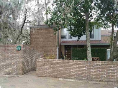Pawleys Island Condo/Townhouse For Sale: 25 Chapel Creek Rd. #25