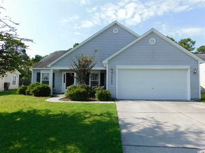 Myrtle Beach Single Family Home For Sale: 2283 Beauclair Ct.