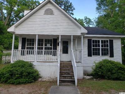 Conway Single Family Home For Sale: 1709 Singleton St.