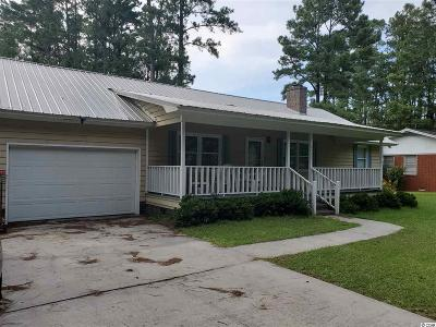 Conway Single Family Home For Sale: 1302 Anderson St.