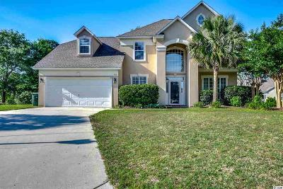 Myrtle Beach Single Family Home For Sale: 508 Larkspur Ct.