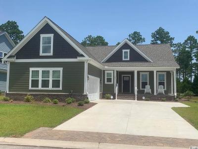 Myrtle Beach Single Family Home For Sale: 581 Indigo Bay Circle