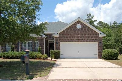 Myrtle Beach Single Family Home For Sale: 4617 Marshwood Dr.