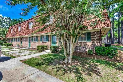 Conway Condo/Townhouse For Sale: 1025 Carolina Rd. #I-8