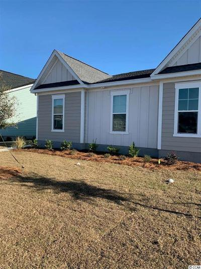 Murrells Inlet Condo/Townhouse For Sale: 2012 Silver Island Way #Lot 105