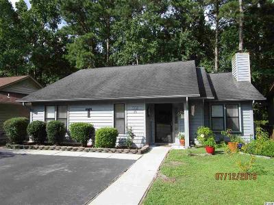 Conway Single Family Home For Sale: 107 Hickory Dr.