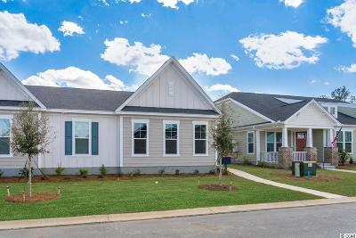 Murrells Inlet Condo/Townhouse For Sale: 2008 Silver Island Way #Lot 106